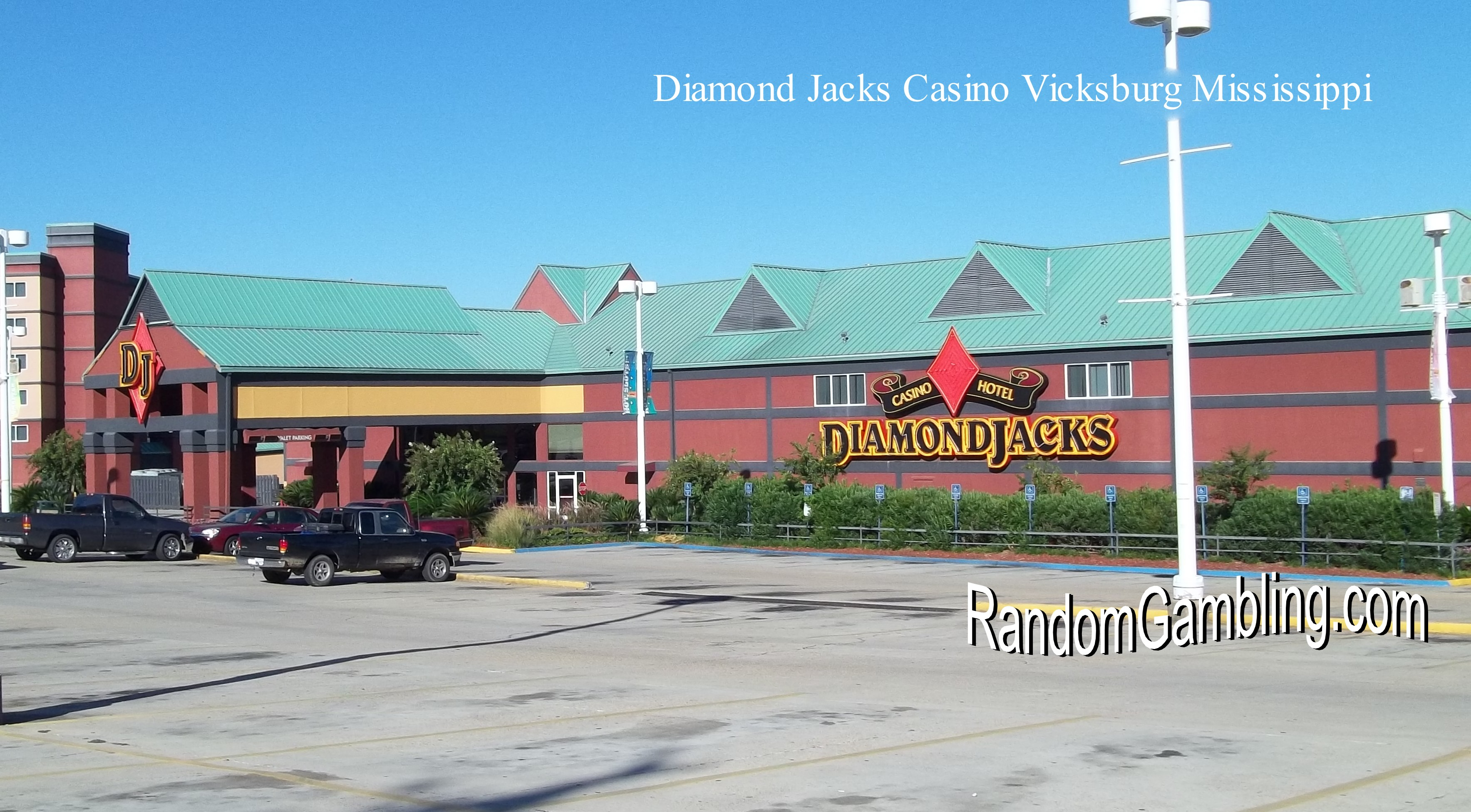 Diamond jacks casino vicksburg miss